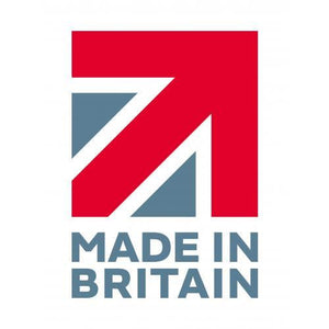 We are proud that the Compact Backrest is made in Britain.