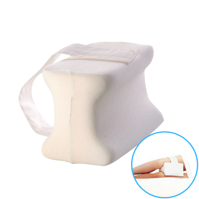 Knee Pillow With Adjustable Strap