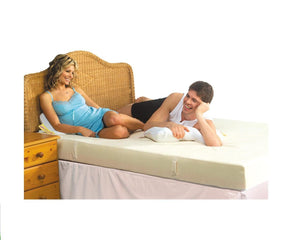 Memory Foam Mattress With Coolmax Cover - Putnams - 2