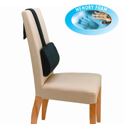 Memory Foam Back Support - Putnams - 1