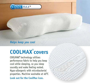 Putnam Pillow Coolmax Cover - Putnams - 2