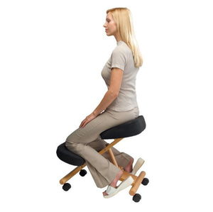 Correct usage of the Coccyx Posture Chair