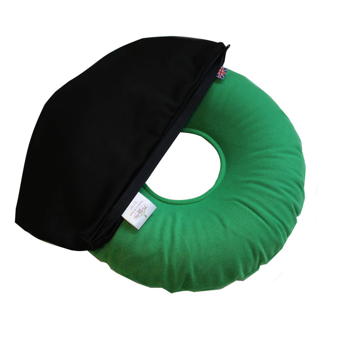 Inflatable Travel Ring Cushion - Putnams - 1