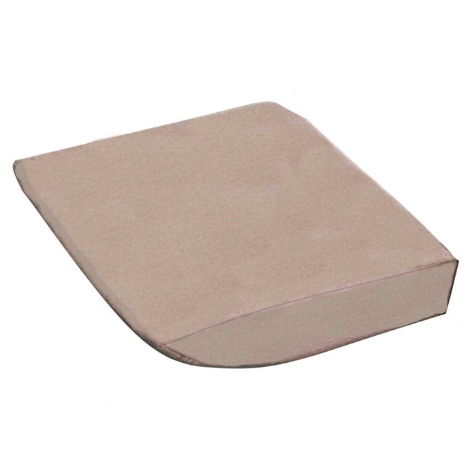 Car Seat Topper in Beige