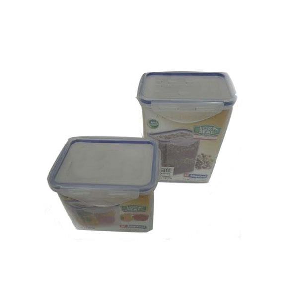 LOCK & SEAL CONTAINER