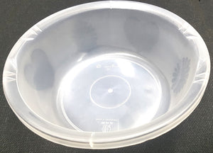 TRANSPARENT DESIGN BOWL