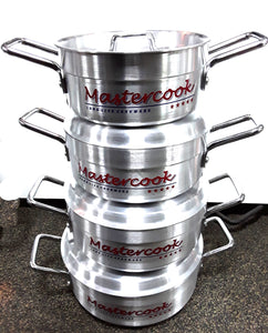 OUR MASTERCOOK BRAZING 20-26CM 4PC