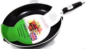 26 CM NON STICK HEAVYPLASTIC HANDLE FRYPAN