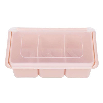SEASONING BOX 3 COMPARTMENT