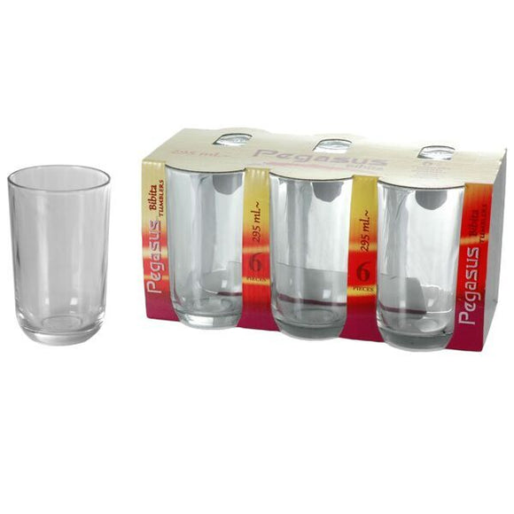 PEGASUS BIBITA 6PC 295 ml