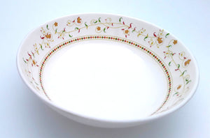 "MELAMINE 13"" LARGE BOWL DAISY"