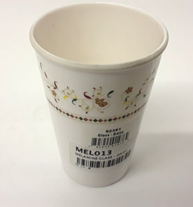 MELAMINE GLASS - DAISY