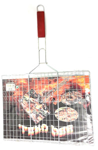 BBQ GRILL LARGE OBLONG