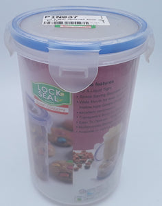 LOCK & SEAL CONTAINER ROUND 482-950 0.95 L