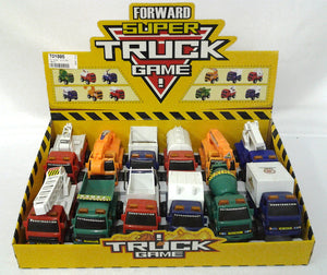 MIX TRUCKS 12 IN TRAY