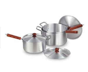 0-1 TH STEW PAN SET M/C 16-18-20 CM OUR