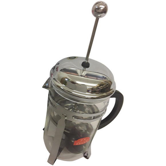 GLASS COFFEE PERCOLATOR 1000ML