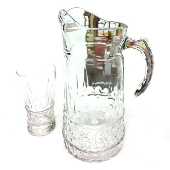 FLORANCE 7PC WATER SET