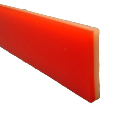 Edgelife 60A/90A Dual Durometer Flat Squeegee