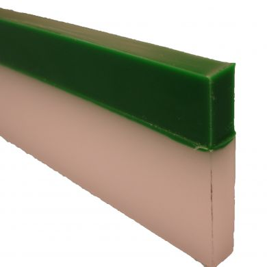 Edgelife 70A/90A Dual Durometer Stacked Squeegee