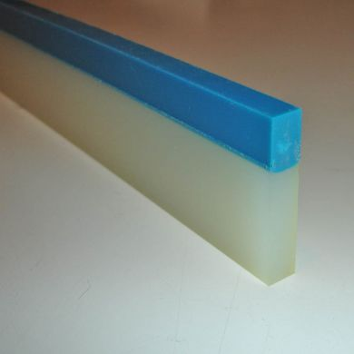 Edgelife 60A/90A Dual Durometer Stacked Squeegee