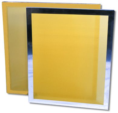 "20""x24"" - Stretched Screen Frames"