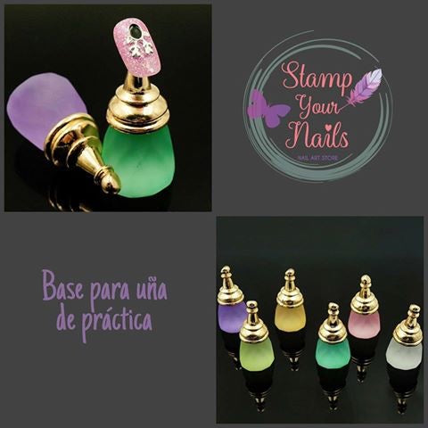 Base de práctica - Stamp your nails