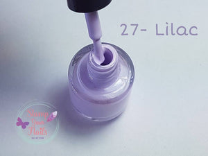 27 Lilac - Stamp your nails