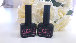Cover no wipe - Stamp your nails