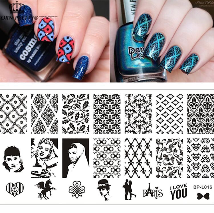 BPL-016 - Stamp your nails
