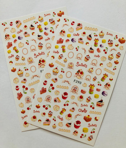 Sticker Sweets