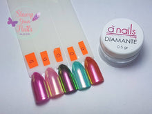 Diamante - Stamp your nails