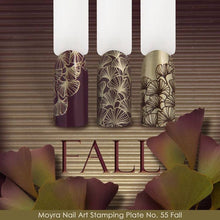 Fall - Stamp your nails
