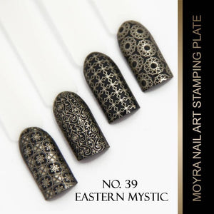 Eastern Mystic - Stamp your nails