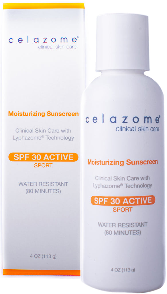 Moisturizing Sunscreen SPF 30 ACTIVE SPORT