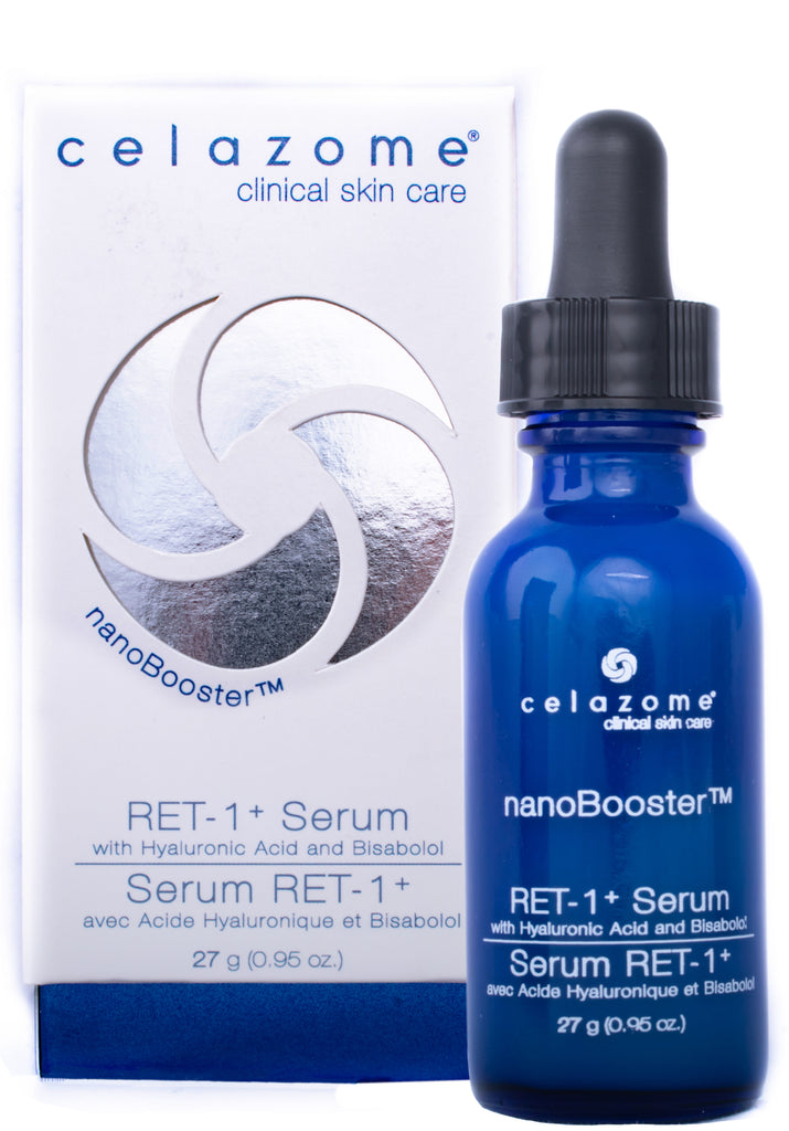 NEW PRODUCT! nanoBooster RET-1 Serum