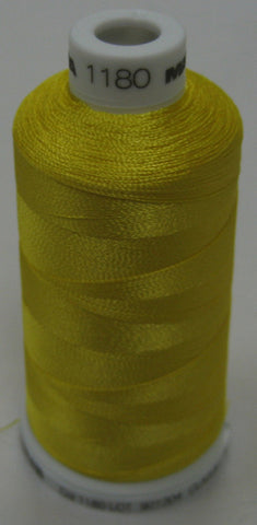 1180 Madeira Machine Embroidery Thread Australia | Daffodil - Yellow