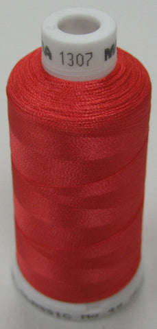 1307 Madeira Machine Embroidery Thread Australia | Raspberry Punch -Red