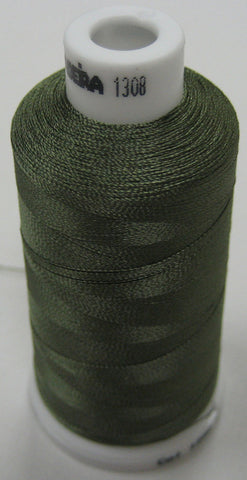 1308 Madeira Machine Embroidery Thread Australia | Army Fatigues - Green