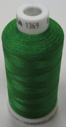 1370 Madeira Machine Embroidery Thread Australia | Fir - Green