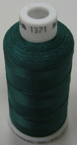 1371 Madeira Machine Embroidery Thread Australia | Deep Sea - Green