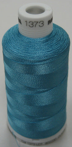 Machine Embroidery Thread Australia Celerean Frost 1373