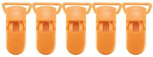 Orange KAM Dummy Clips Australia | Plastic Dummy Clips Australia