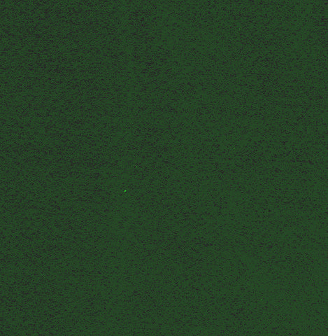 Hunter Green Embroidery Craft Felt Fabric 9x12' Squares