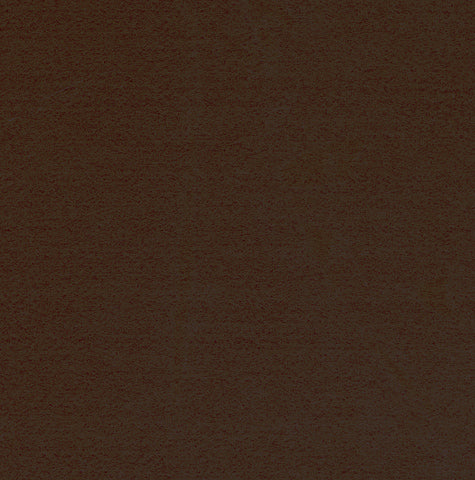 Chocolate Dark Brown Embroidery Craft Felt Fabric 9x12' Squares