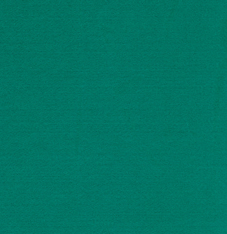 Emerald Green Embroidery Craft Felt Fabric 9x12' Squares