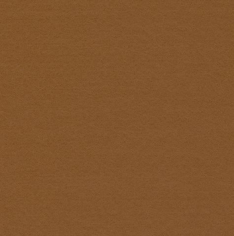 Light Brown Embroidery Craft Felt Fabric 9x12' Squares