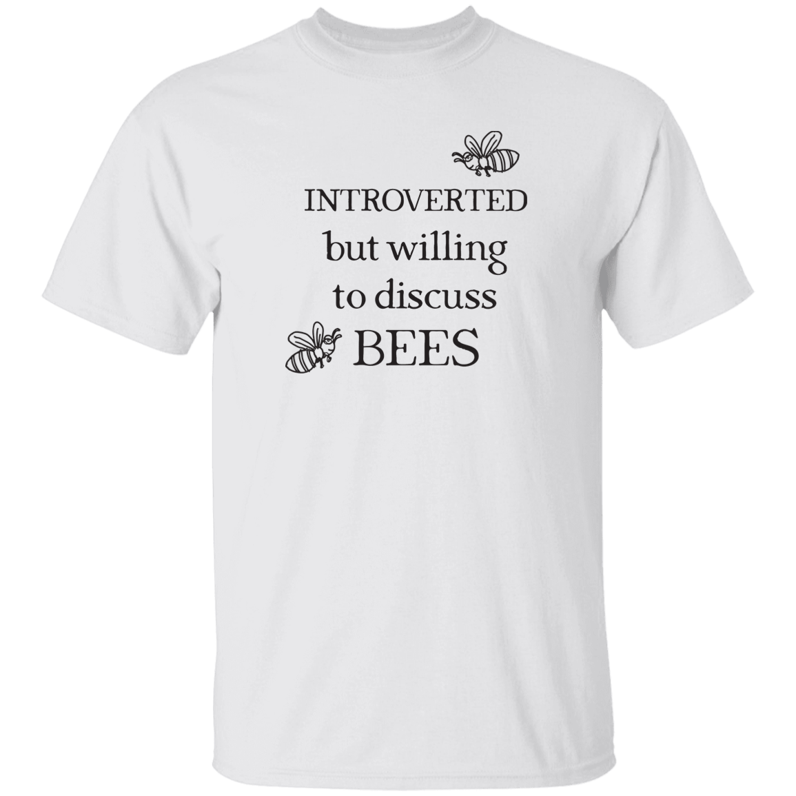 Willing To Discuss Bees