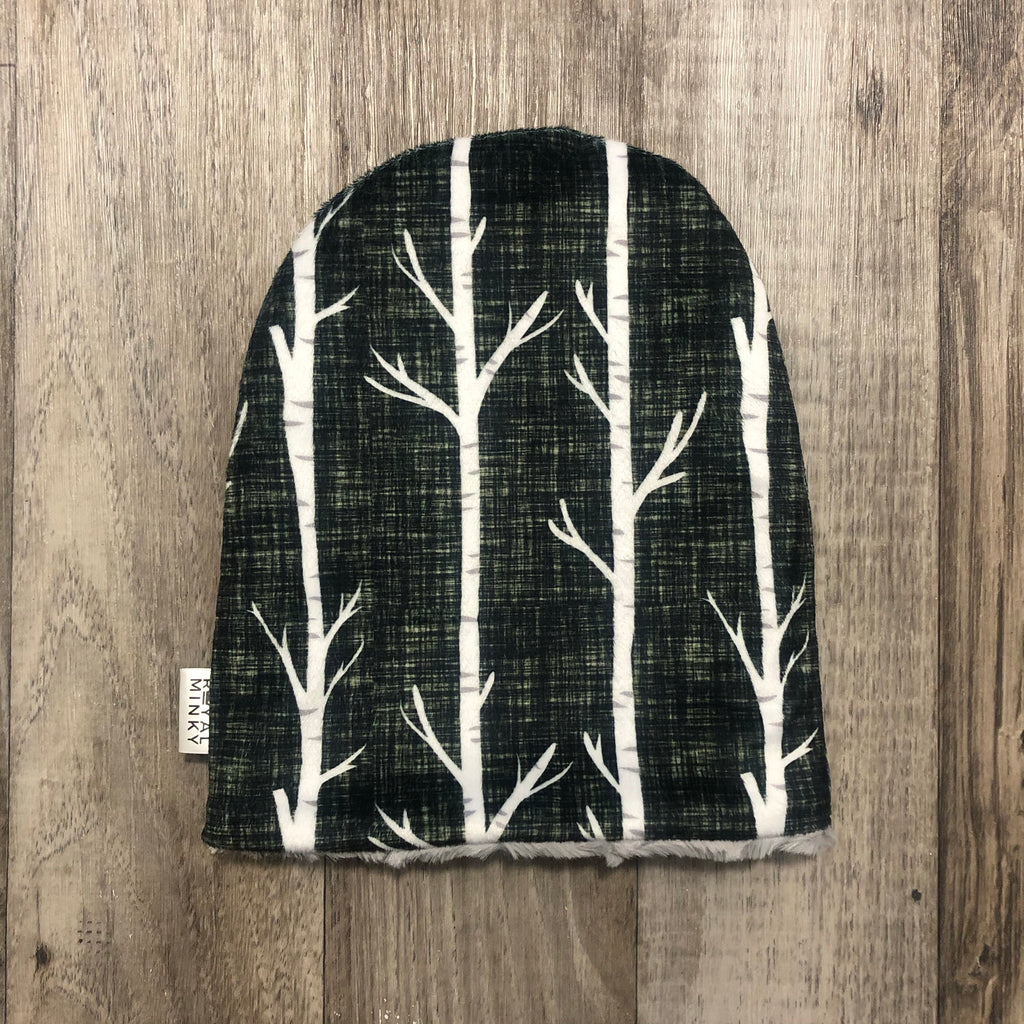 Olive Birch Toque - Royal Minky Canada