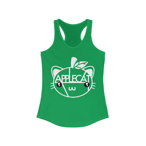 AppleCat Racerback Tank (10 colours available)